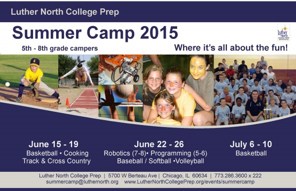 Download the Summer Camp 2015 Poster